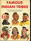 Famous Indian Tribes, David C. Cooke and William Moyers, 0394906519