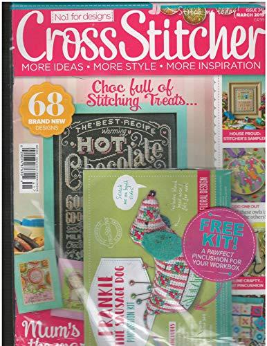 Cross Stitcher Magazine March 2019
