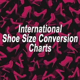 Kids Shoe Size Conversion Aus To Sa