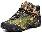 Xiangguan Men's Camouflage Waterproof Hiking Boot Size 14