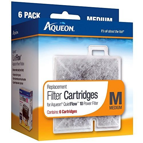 Aqueon Replacement Filter Cartridges by Aqueon