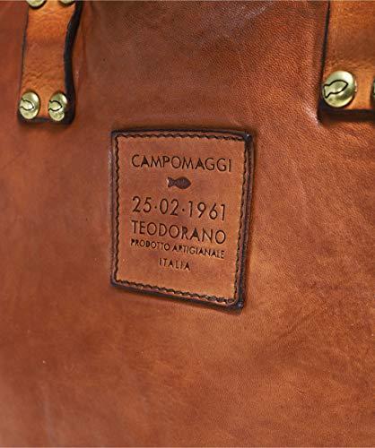 competitive price b2b4e a2963 Pelle In Uomo Professionale Borsa Campomaggi Cognac Spalla qA6B4gnw