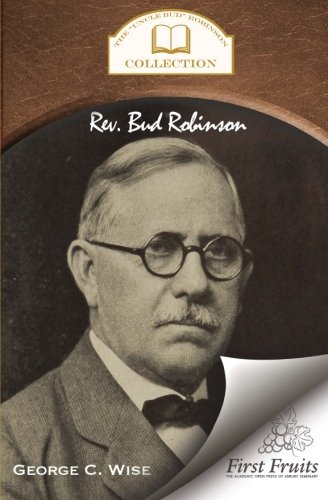 Rev. Bud Robinson
