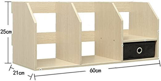 Hello Creativo con cajón Oficina Estanterías pequeñas en la Mesa ...