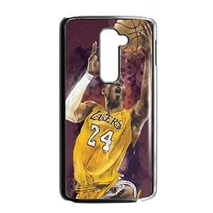 LG G2 Kobe Bryant Phone Back Case Personalized Art Print Design Hard Shell Protection HGF039801