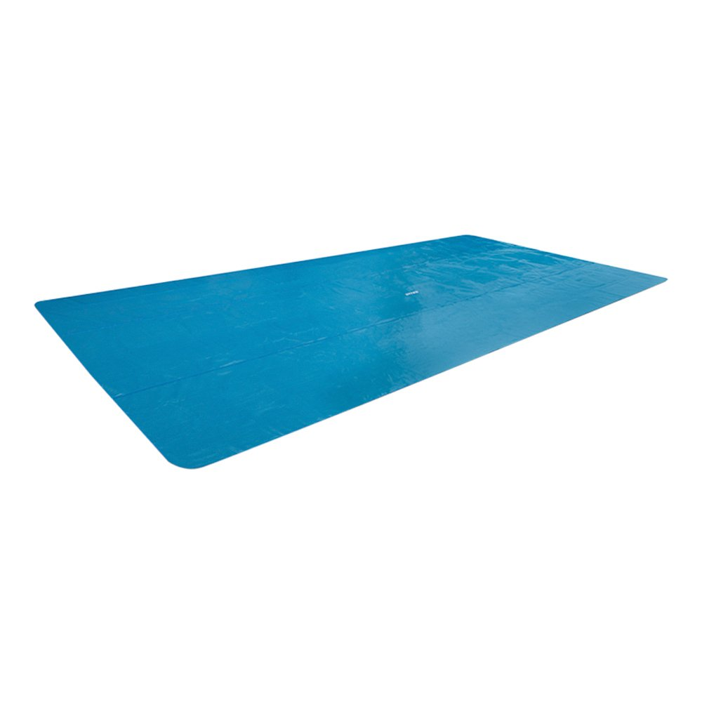 Intex 29028 - Cobertor solar para piscinas rectangulares 400 x 200 cm: Amazon.es: Jardín