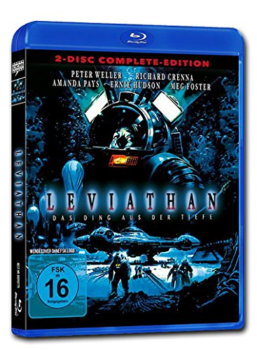 Leviathan - 2-Disc Complete-Edition