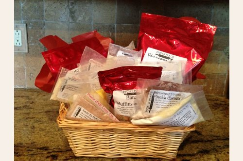 Gluten Free Holiday Bundle by Mom's Place Gluten Free