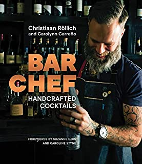 Book Cover: Bar Chef: Handcrafted Cocktails