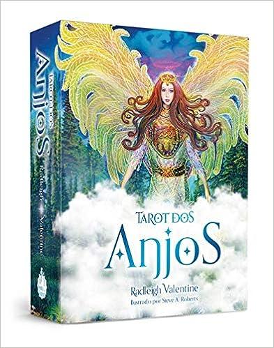 Tarot Dos Anjos - Radleigh Valentine - Ed. Pavão Branco