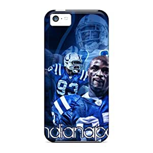 linJUN FENGDurable Defender Cases For iphone 4/4s Tpu Covers(indianapolis Colts)