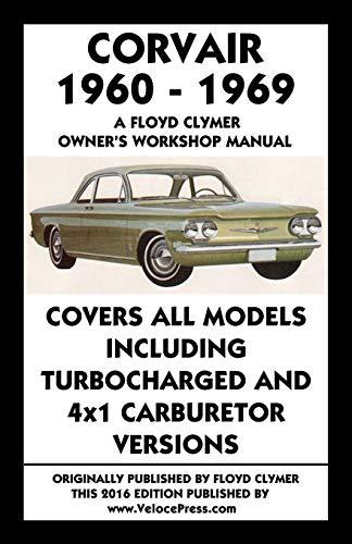 CORVAIR 1960-1969 OWNER'S WORKSHOP MANUAL ()