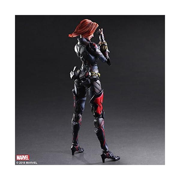 Marvel Comics Variant - Black Widow Play Arts Kai - 26cm