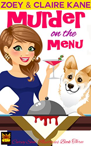 Murder on the Menu (Curvy Soul Mysteries Book 3) by [Kane, Zoey, Kane, Claire]