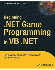 Beginning .NET Game Programming in VB .NET