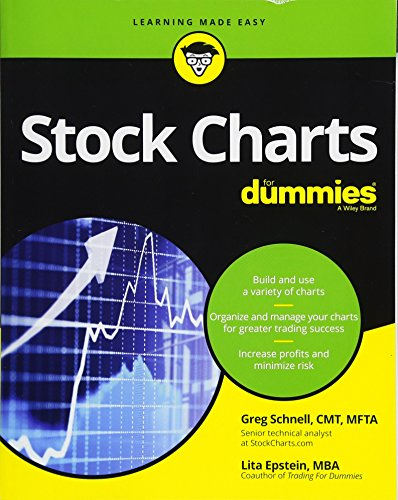 Stock Charts For Dummies (For Dummies (Business & Personal Finance))