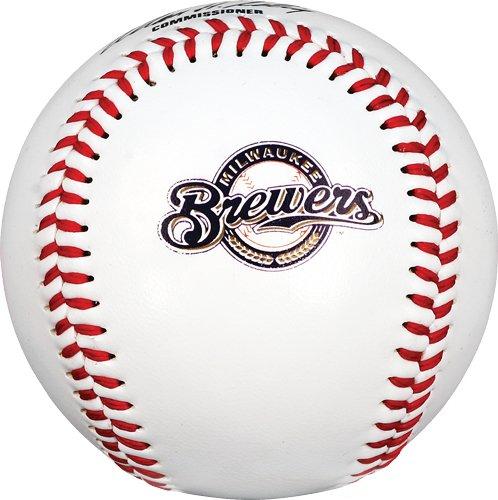 MILWAUKEE BREWERS RAWLINGS BASEBALL MLB ROMIL