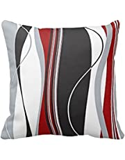 Hotportgift Cushion Cover, Multi 48, 1818 inch