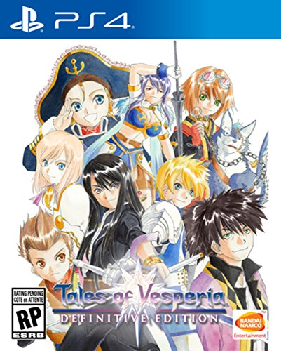 Tales of Vesperia - PlayStation 4
