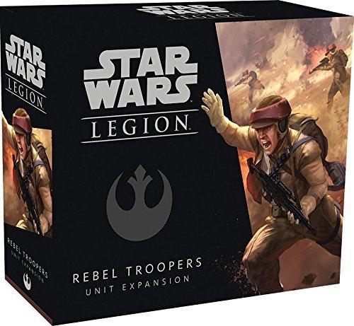 Fantasy Flight Games Star Wars  Legion   Rebel Troopers Unit Expansion