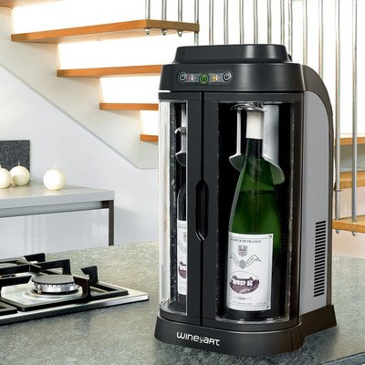 EuroCave Wine Art Preservation System - Dual Zone Wine Preserver and Chiller