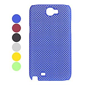 CECT STOCK Samsung Mobile Phone Back Covers para Galaxy Note 2/7100 (6 colores) , Amarillo