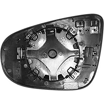 CarJoy 650360 Au/ßenspiegel Beheizbar Glas Spiegelglas Links Fahrerseite f/ür Zafira A MK1 OEM 6428749 90580751