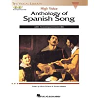 Anthology of Spanish Song: High Voice (Vocal Library)