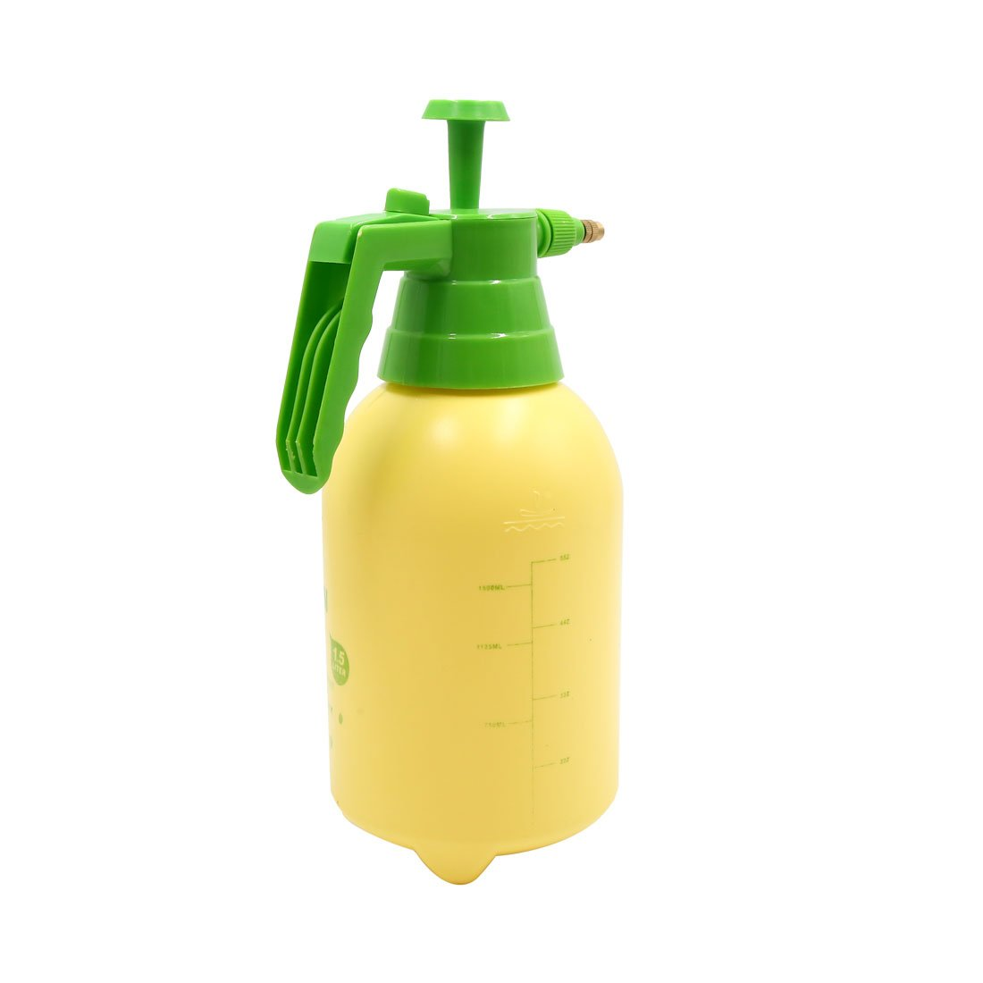 uxcell Plastic Yellow Car Trigger Spray Bottle Window Washing Cleaner Tool 1.5L by uxcell (Image #2)