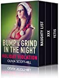 Bump & Grind in the Night: Holiday Violation (Evil Erotic Violations Book 3)