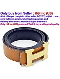 products H-Style unisex Business Casual Belt [3.8CM]