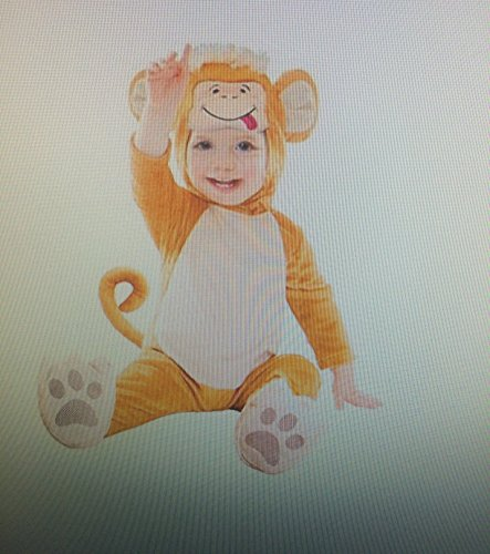[Monkey Costume] (Kmart Costumes For Babies)