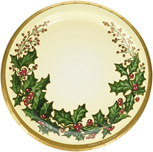 Creative Converting 56568 Winter Plates
