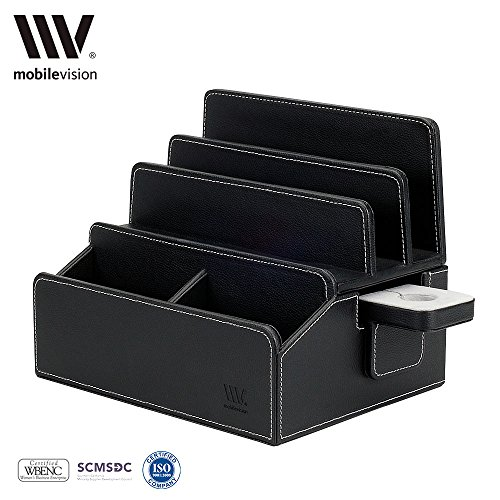 MobileVision Charging Organize Executive Compartments