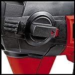 einhell-4513812-Martello-Tassellatore-a-Batteria-a-3-Funzioni-Te-HD-18-Li-Solo-18-V-Nero-Rosso-Senza-Caricabatteria-Set-di-8-Pezzi