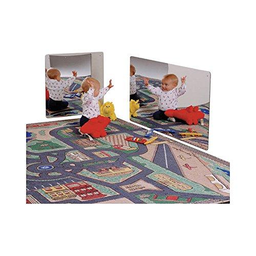 Jonti-Craft 0617JC Small Wall Mirror