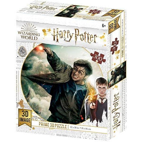 Prime 3D- Redstring - Puzzle lenticular Harry Potter Batalla ...