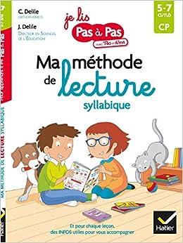 Pas A Pas Methode De Lecture Syllabique Livre French