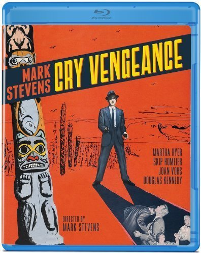 Cry Vengeance [Blu-ray] by Olive Films by Mark Stevens