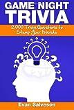 Game Night Trivia, Evan Salveson, 1492758434