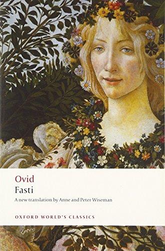 Fasti (Oxford World's Classics)