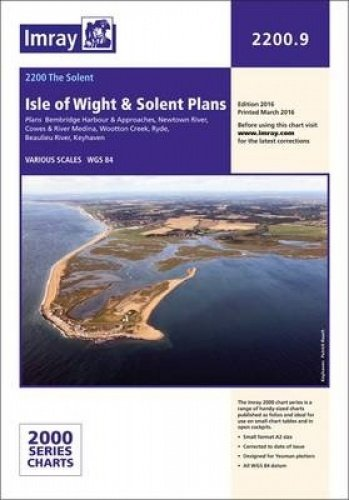 Imray Chart 2200.9: Plans: Isle of Wight (2000 Series) pdf