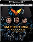 Pacific Rim Uprising [4K Ultra HD + Blu-ray + Digital] (Bilingual)