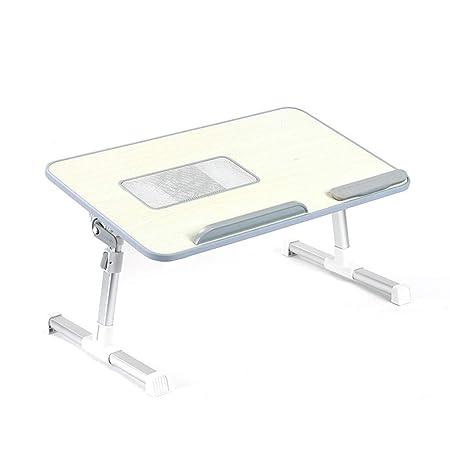 MSF Mesa plegable El escritorio plegable para computadora portátil ...