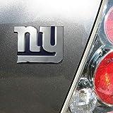 nationals car emblem - NFL New York Giants Premium Metal Emblem