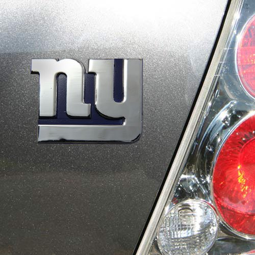 NFL New York Giants Premium Metal - York Outlets New Premium