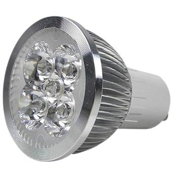 MENGS® GU10 5 W LED Rampa Luz Bombilla 5 X 1 W SMD LED Foco
