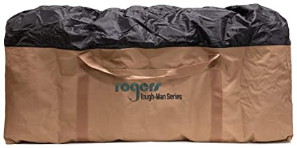 Amazon com : Rogers Tough-Man Series 12 Slot Mid Size Goose Bag with