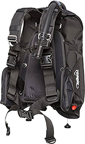 Zeagle Express Tech Deluxe BCD with Zip Touch Weight System