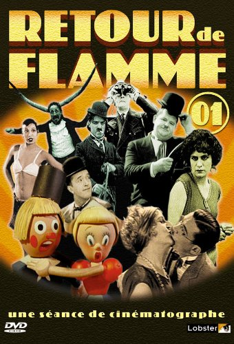 Retour de flamme - DVD 1